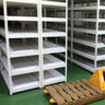 Union-Book---Boltless-rack-with-PVC-plywood---Back-to-Back---610mm-D-x-3ft-L-x-6ft-H---7-Level