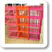 Colour Candy Rack